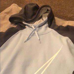 Long sleeved Therma-Fit Nike Hoodie